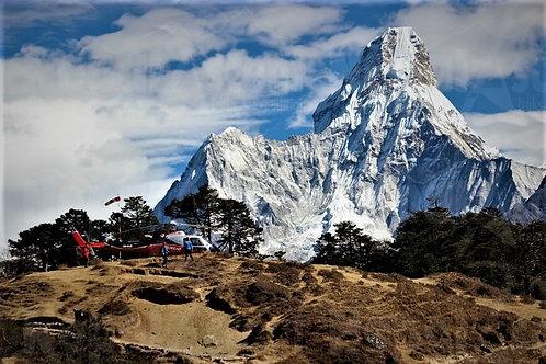 Three High Passes Trekking in Nepal