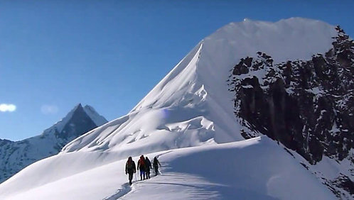 Lobuche-Est (6119m)  Expedition
