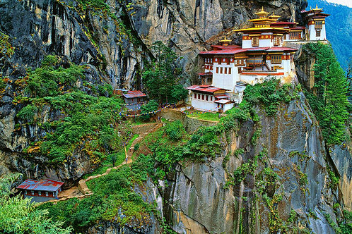 Nepal & Bhutan Fotoreise