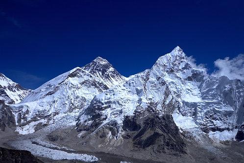 Mount Everest Basislager Trekking