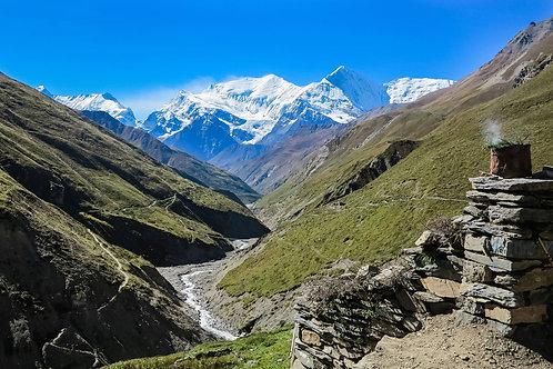 Annapurna Umrundung Trekking