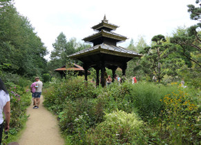 Der Nepal Himalaya Park bei Regensburg