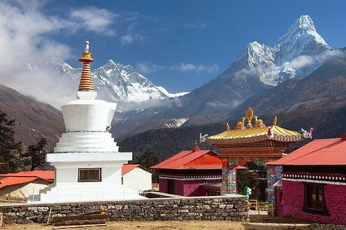 Von Phaplu zum Everest Basislager