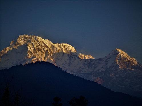 Annapurna Basislager Trek