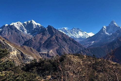 Nepal Von Phaplu zum Everest Basislager