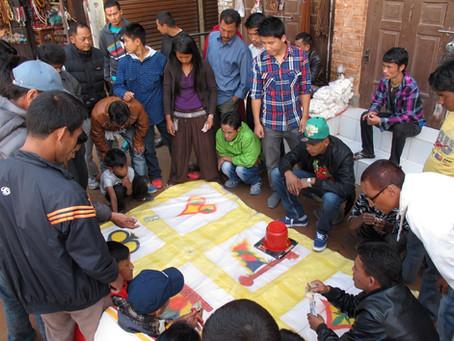 Nepal Neujahr