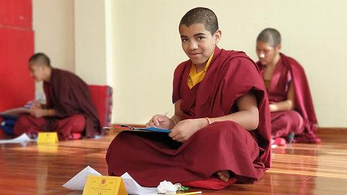 Unterricht in Tibetische Kleine Monks