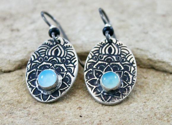 Rio Blue Earrings