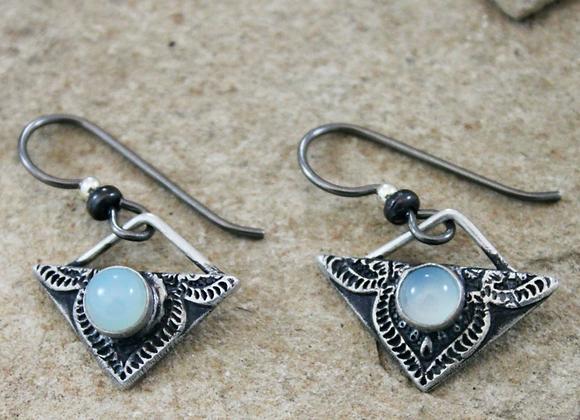 Corfu Blue Earrings