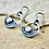 Thumbnail: Santorini Moon Earrings