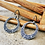 Thumbnail: Sarong Loop Earrings