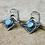 Thumbnail: Corfu Blue Earrings