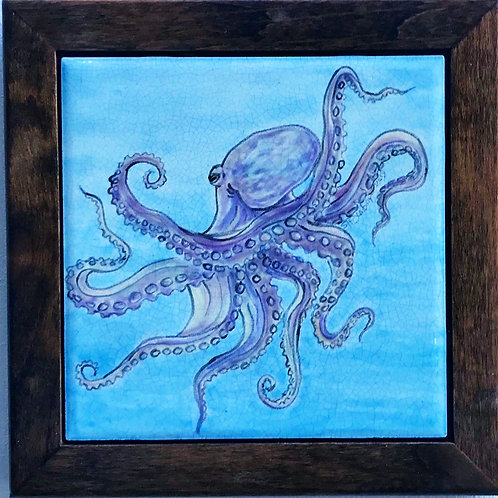 Floating Octopus