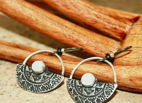 Bali Moonrise Earrings