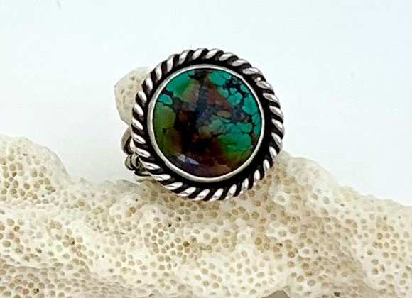 8.5 Turquoise Ring