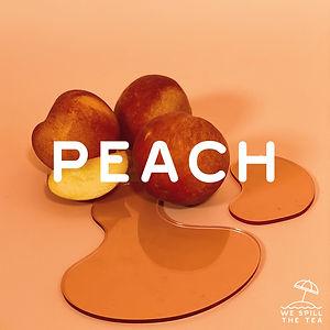 Organic Peach Tea
