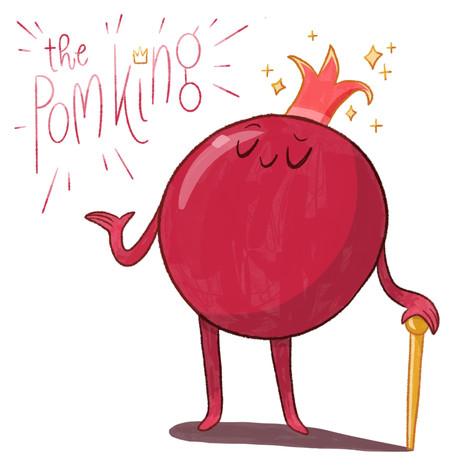 Pomegranate King