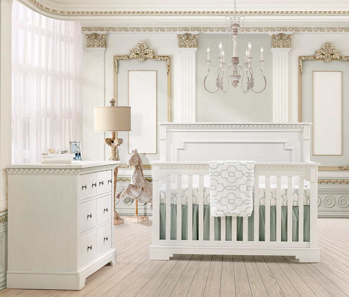 Used crib for sale atlanta - Ithaca Furniture Ithaca Collection Baby Room In