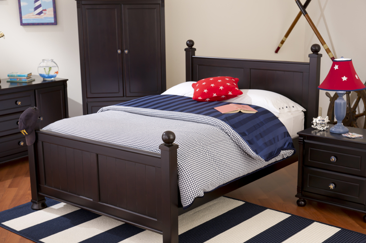 The Jacob Bed w/ Jessica Furniture