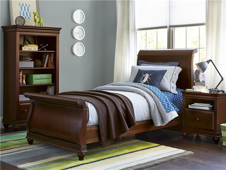 Classics 4.0 Sleigh Bed