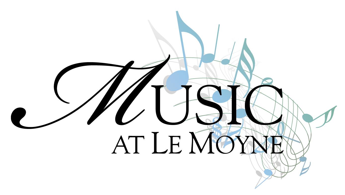 Music at Le Moyne Logo