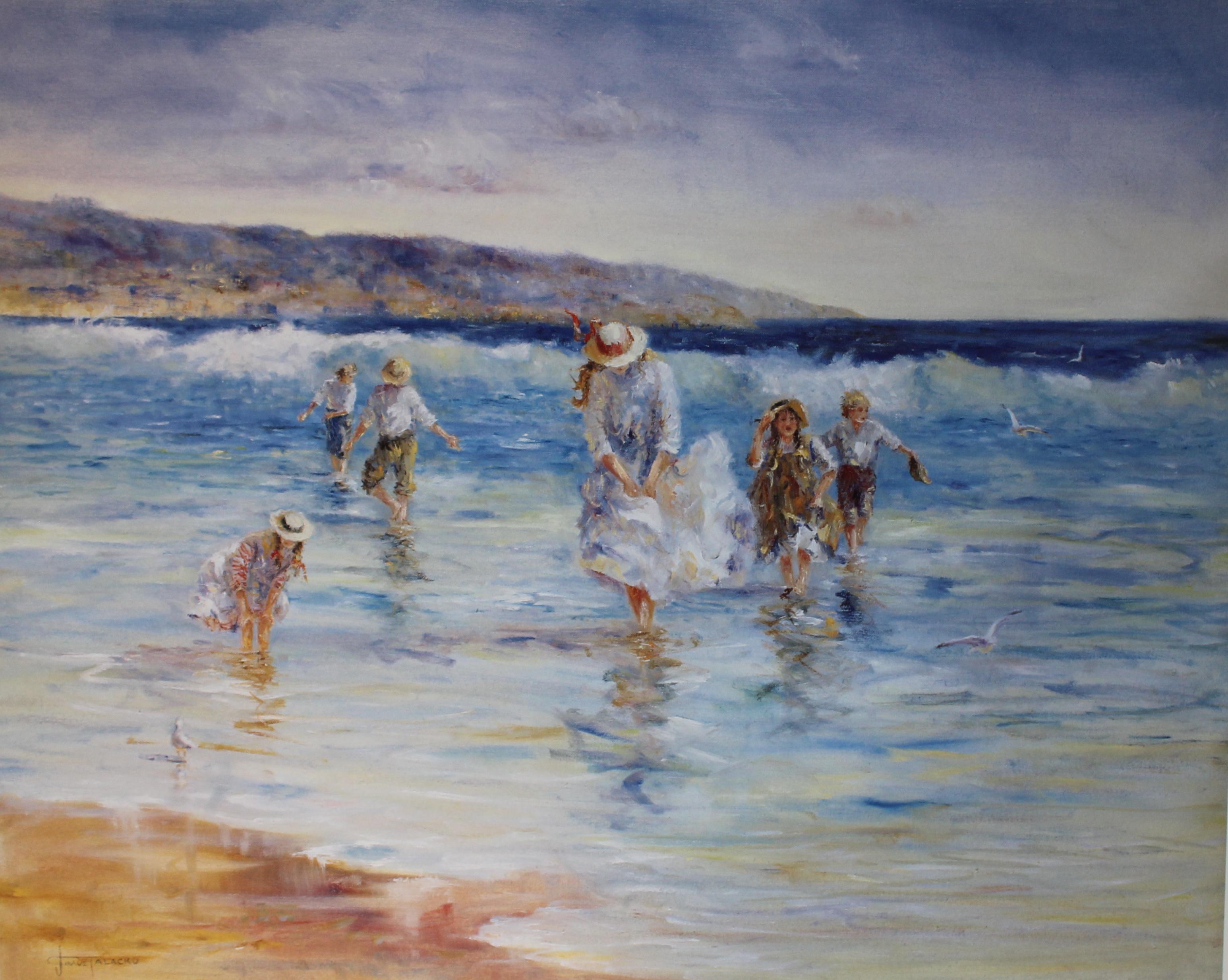 Sparkling Seas