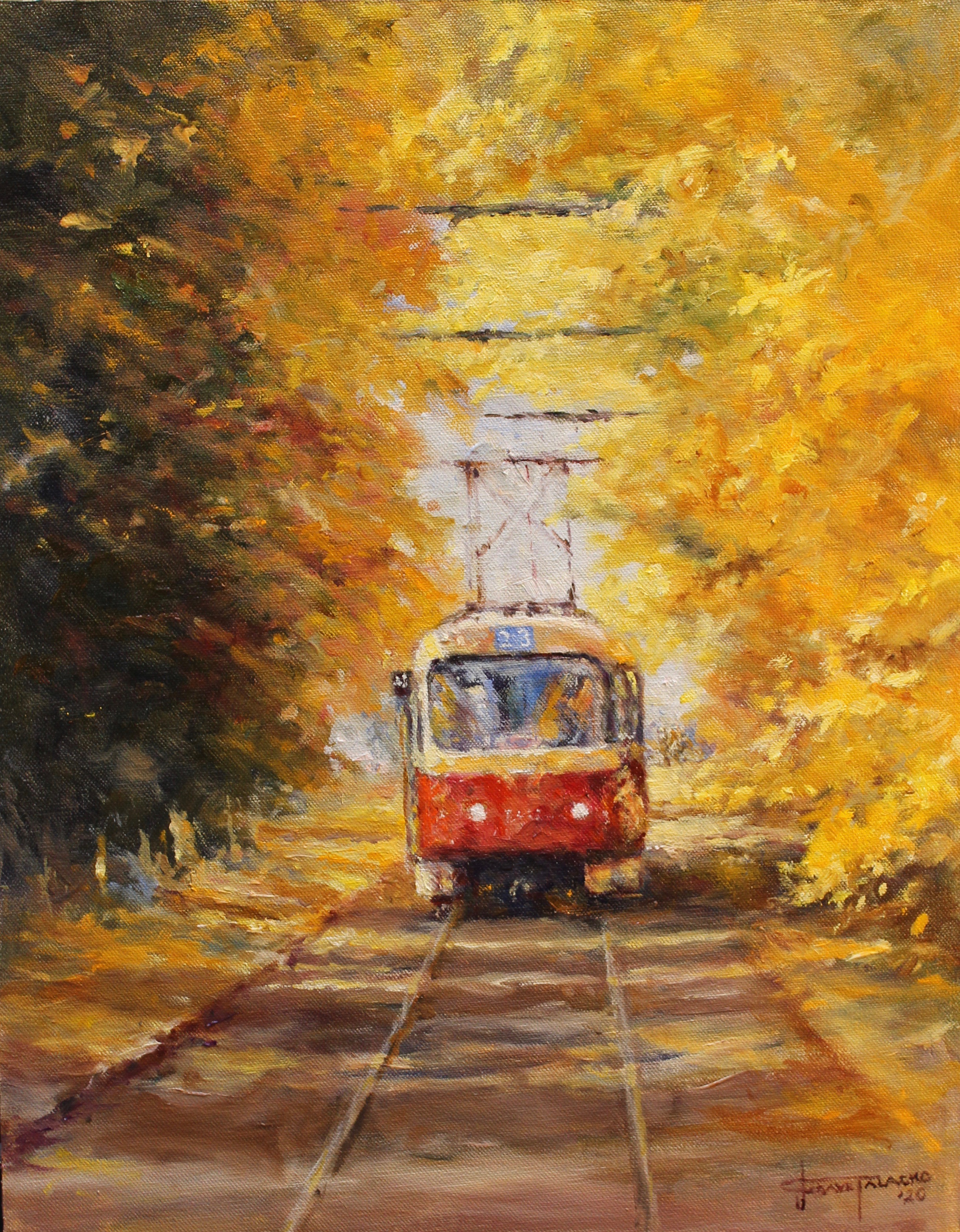 Tram 23