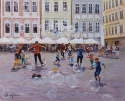 Bubble Heaven, Prague
