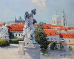 Apollo's View Prague