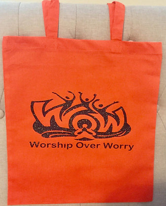 WOW Tote Bags