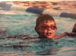 guppy swim