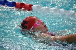 Carlee backstroke