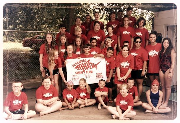 Swim Team Registration Parkwood Swim Team