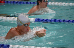 Andy breaststroke