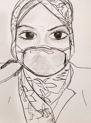 Dr. Asima Ahmad by Dr. Jess Hwang