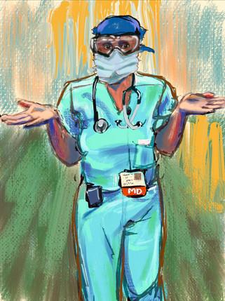 Dr. Neha Gupta by Dr. Nancy Prendergast