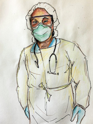 Dr. Ruth Chacko by Dr. Yana Greenstein