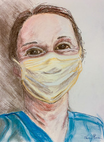 Dr. Lilia Cervantes by Sherry Rowan
