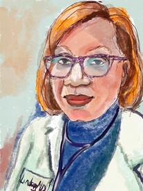 Dr. Carlotta Lindsay by Dr. Nancy Prendergast