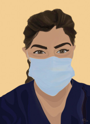 Dr. Aditi Chhada by Issis Kelly