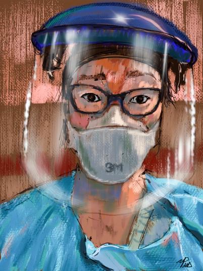 Dr. Min Clapham by Dr. Nancy Prendergast