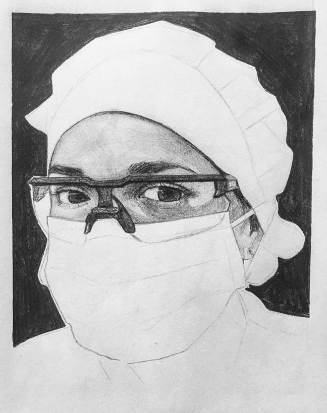 Dr. Diana Chavez LaFontaine by Natalie Mason