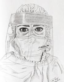Dr. Inna Husain by Dr. Rosanne Leger