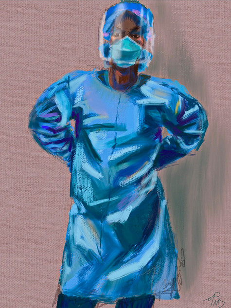 Dr. Tori Robinson by Dr. Nancy Prendergast