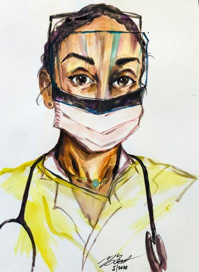 Dr. Anna Sabryna Pare by Dr. Yana Greenstein