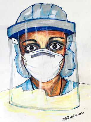 Dr. Aparna Raj Parikh by Dr. Yana Greenstein