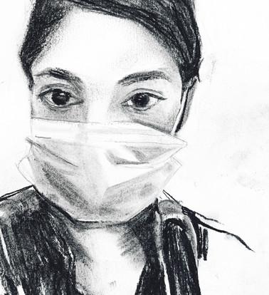 Dr. Geetha Devdas Thapar by Mark Shelton