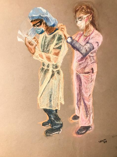 Dr. Shelley Roben Yo Lo by Dr. Sarah Rowan