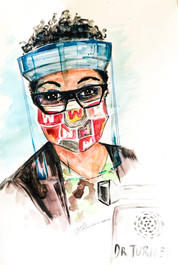 Dr. Kimberly Turner by Dr. Yana Greenstein