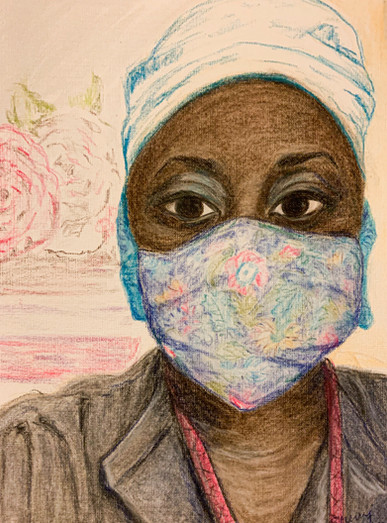 Dr. Tera Frederick Howard by Sherry Rowan